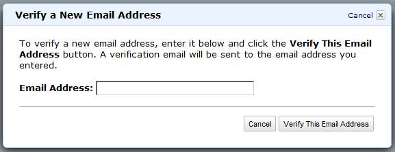 Amazon Simple Email Service (SES) Integration With DAP – DAP
