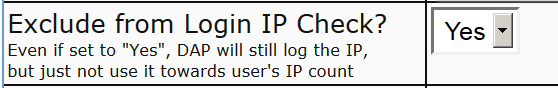 dap-exclude-login-ip-check